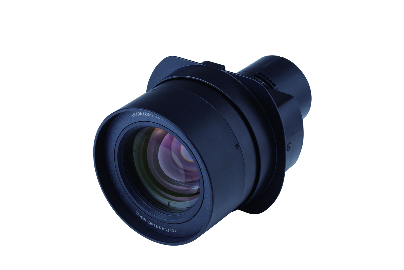 Ultra Long throw lens, Zoom x 1.6