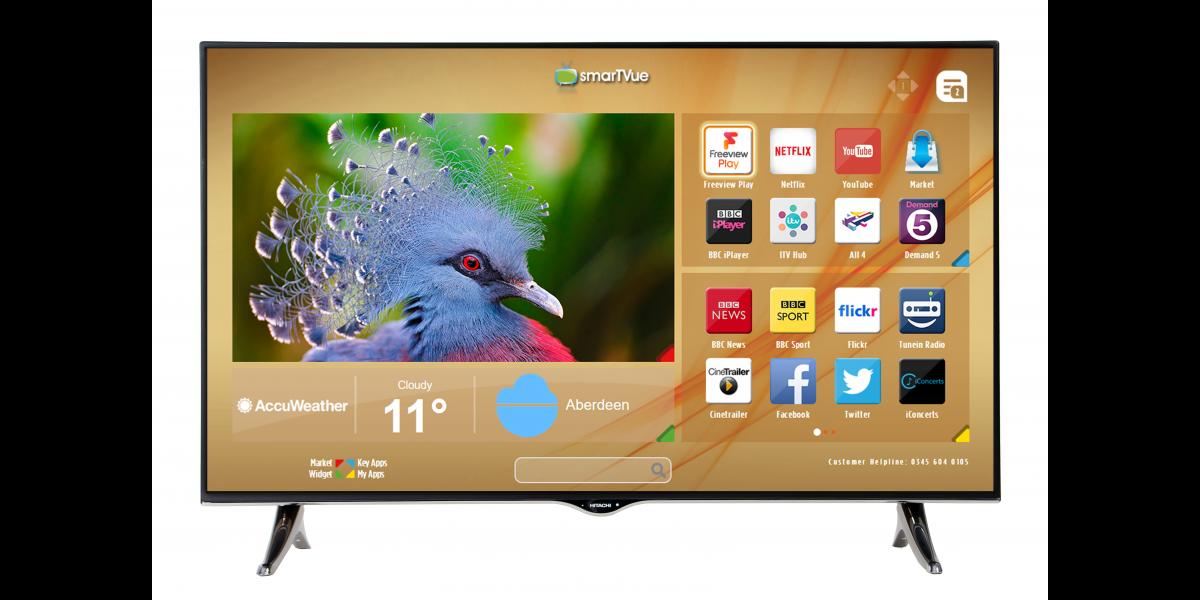 65HL6T64U 65in UHD LED TV - Hitachi Digital Media Group