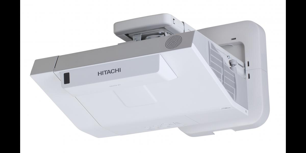 Hitachi CP-AX2505 Projector - 2700 Lumens - XGA - 4:3 - Ultra Short Throw Projector
