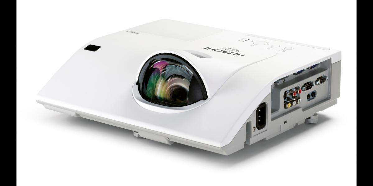 Hitachi CP-CX301WN Projector - 3100 Lumens - XGA