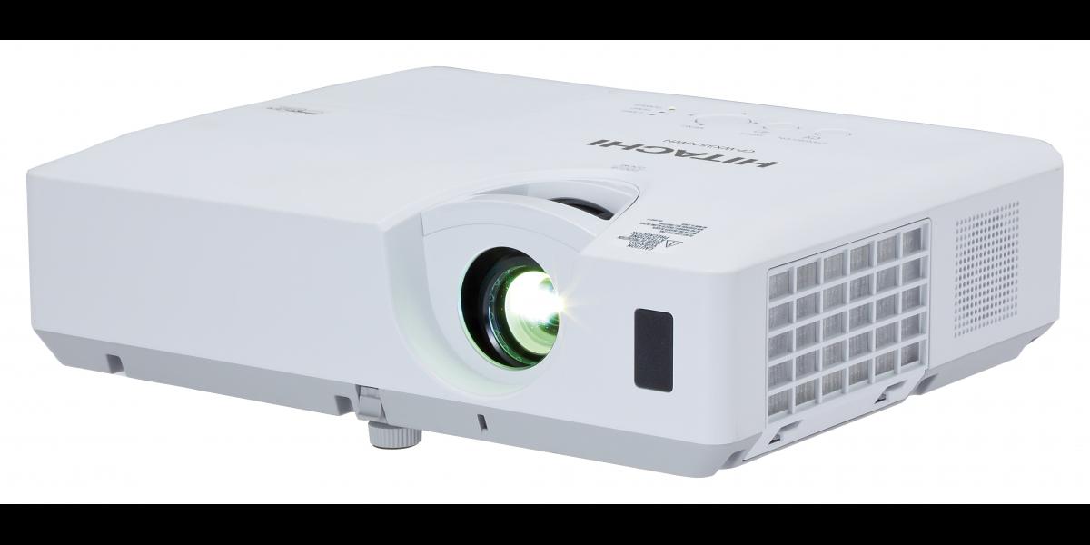 Hitachi CP-WX3541WN Projector - 3700 Lumens - WXGA
